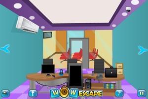 Jouer à Wow exchequer escape