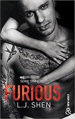 Chronique de Furious de L.J. SHEEN