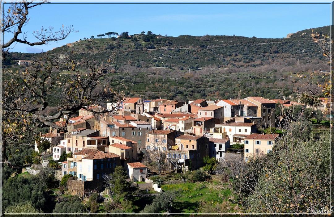 Petits villages corses (3) Cassano