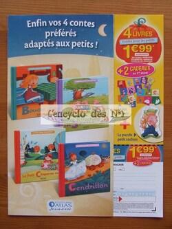 """Collection """" Contes pour les petits """" - Lancement"""