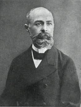 Henri Becquerel (15 décembre 1852 , Paris ; 25 août 1908, Le Croisic)