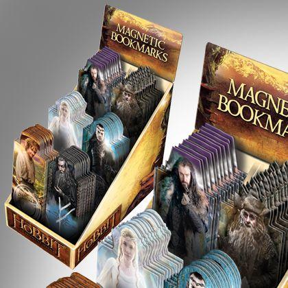 Le Hobbit - Marque-Page Magnétique