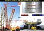 CHINE: matériels nationaux détenteurs de records mondiaux.