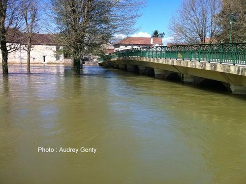 Inondations 2013.