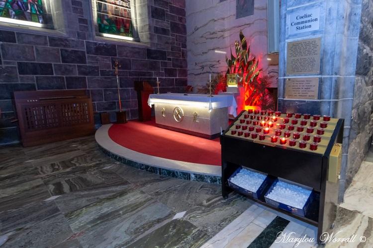 Irlande : Cathédrale de Galway 1/2
