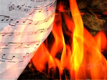 Coucou du haïku : Incendie