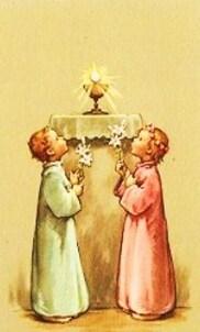 Je suis pèlerin de Ton cœur....Jésus....