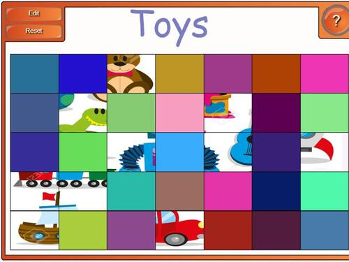 PS - Toys !