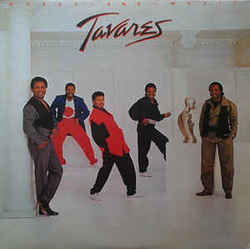 Tavares - Words And Music - Complete LP