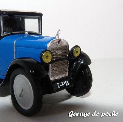 Rosengart LR2 - 1926