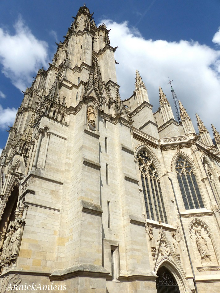 La Chouette de la Cathédrale d'Amiens