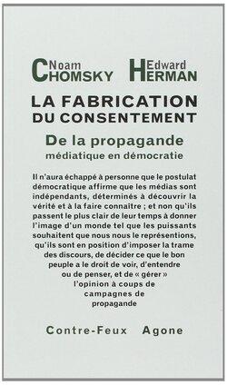 """La fabrication du consentement par """"Chomsky et Herman"""""""