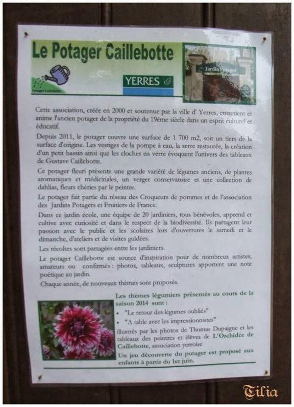 Propriété Caillebotte à Yerres
