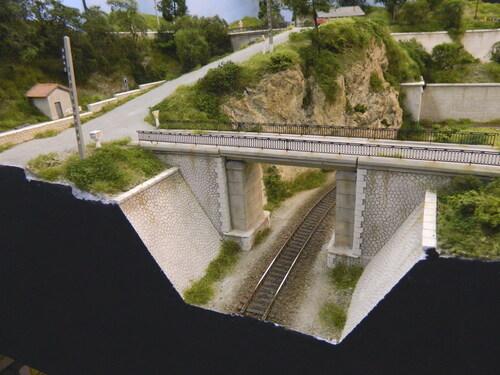 Futur réseau= Pont routier béton PN Sud (x2).