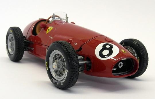 Mike Hawthorn F1 (1952-1958)