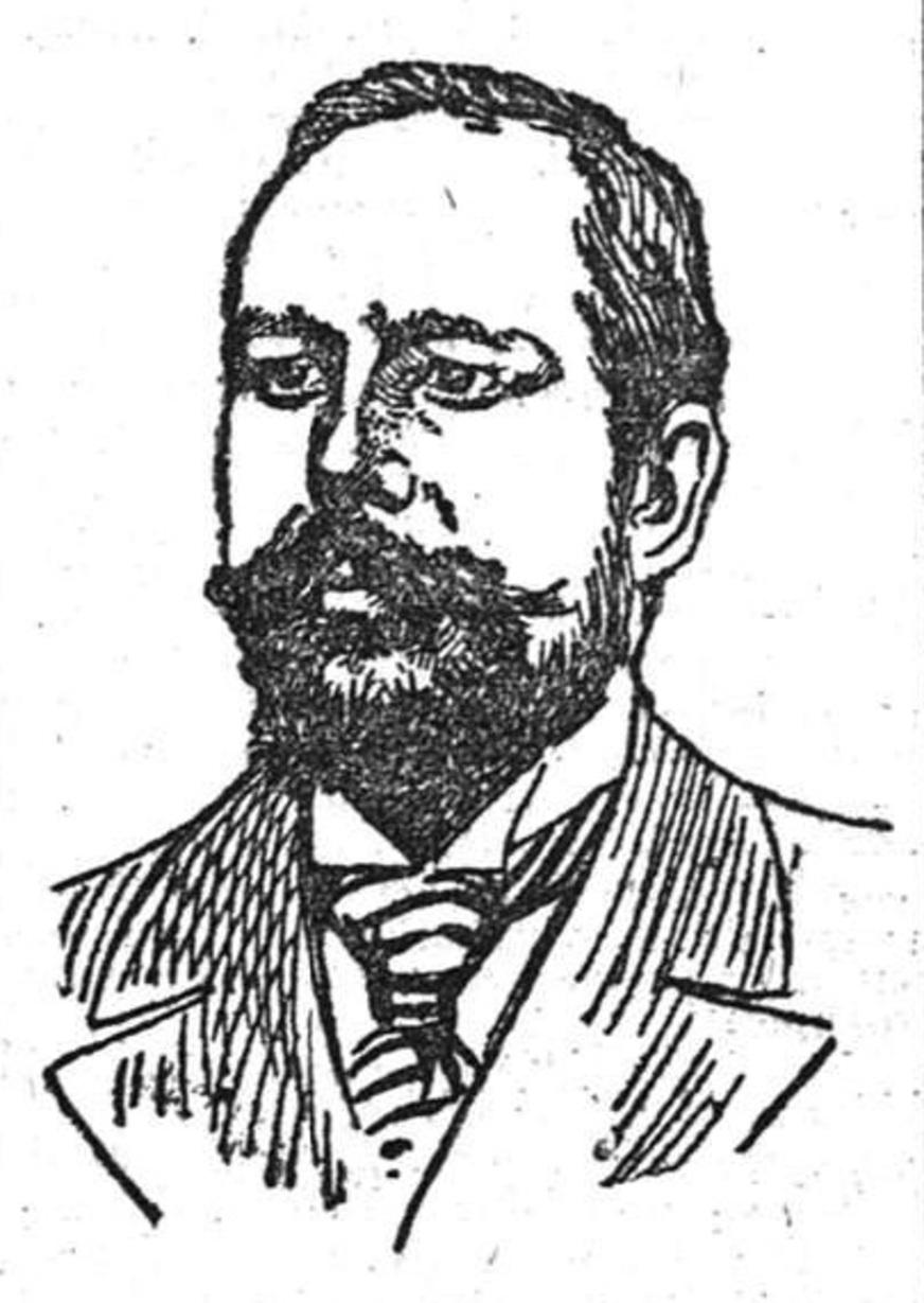 Mort de Gustave Gony (Le Peuple, 20 août 1913)(Belgicapress)