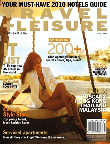 si tanwiboon - travel & leisure june 2010