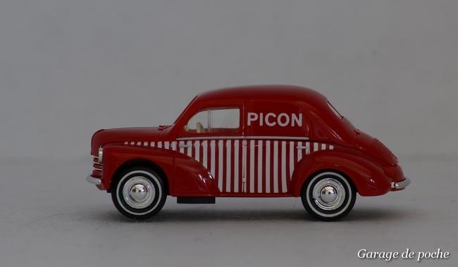 Renault 4cv Picon