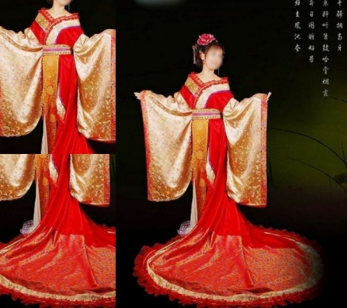Le costume traditionnel chinois ( I )