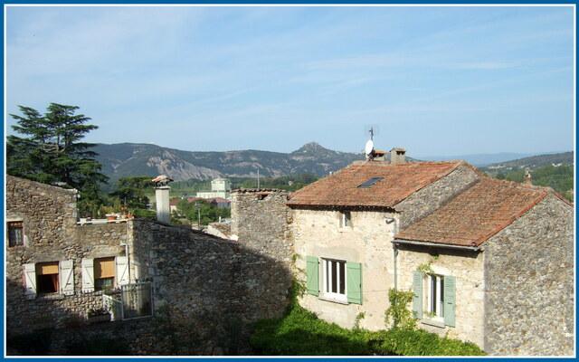 Vallée de l'Ardèche...