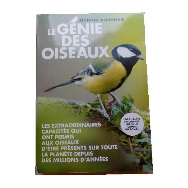 livre le Génie des oiseaux