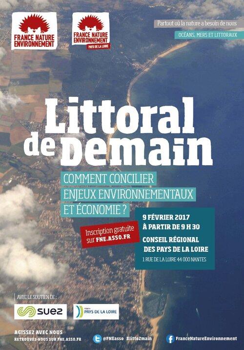 Colloque : Littoral de demain : comment concilier enjeux environnementaux et économie ?