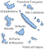 """Résultat de recherche d'images pour """"Les départements et les Régions d'outre-mer"""""""
