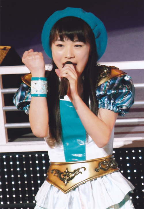 Ayumi Ishida 石田亜佑美 Morning Musume Concert Tour 2012 Haru Ultra Smart