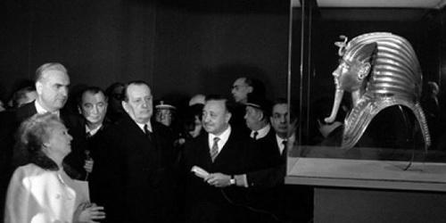 09 mars 1967 : Sheila et Toutankhamon !