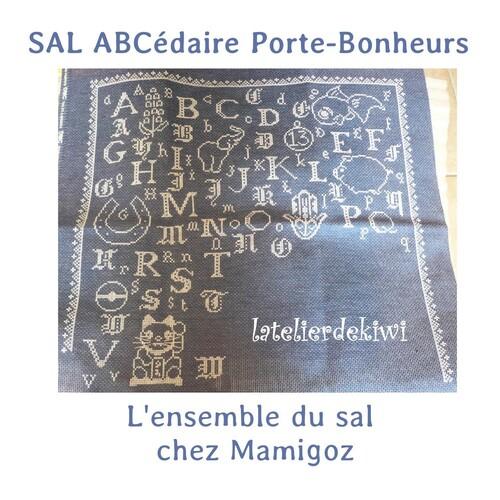 SAL ABCédaire Porte-bonheurs 7