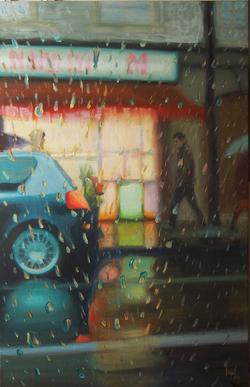 peintures de l'été: