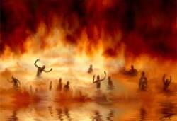 """""""L'enfer"""" n'existe pas... mais le """"baptême de feu"""" oui !"""