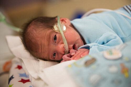 Une maman, dont l'activité cérébrale était déclarée morte, a mis au monde un petit garçon.