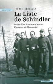 La liste de Schindler de Thomas Keneally
