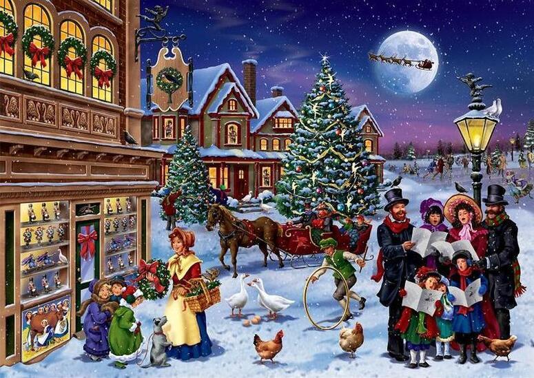 10 images ou gifs de Noël #2