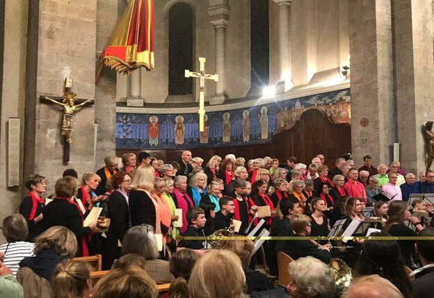 Concert à la Basilique