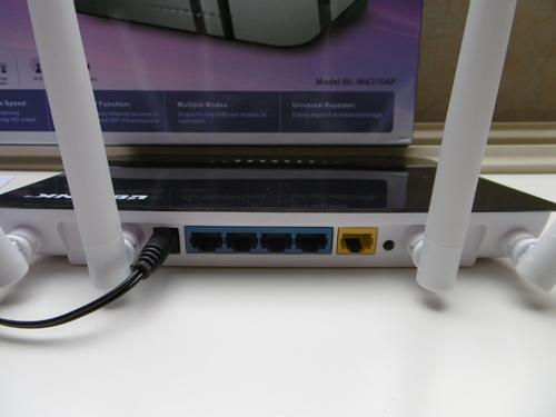 routeur Wi-Fi Eivotor
