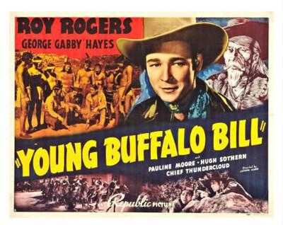 La Jeunesse de Buffalo Bill (1940)