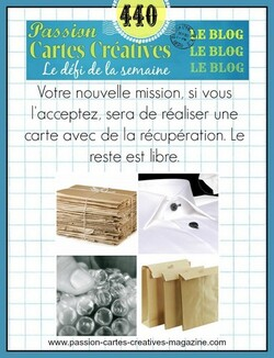 Passion Cartes Créatives #440
