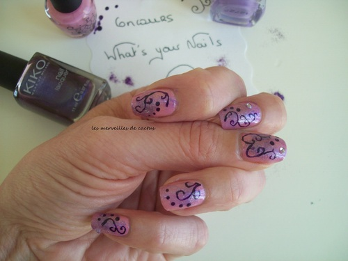 Concours what'syournail