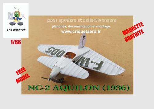 NICOLAS CLAUDE N-C2 AQUILON ( Nouvelle Mouture)