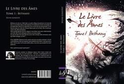 Découvrez la couverture de la prochaine parution chez Livr'S Édition.