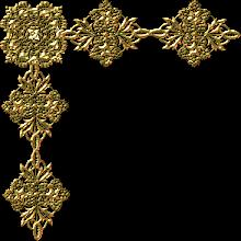 Golden corners