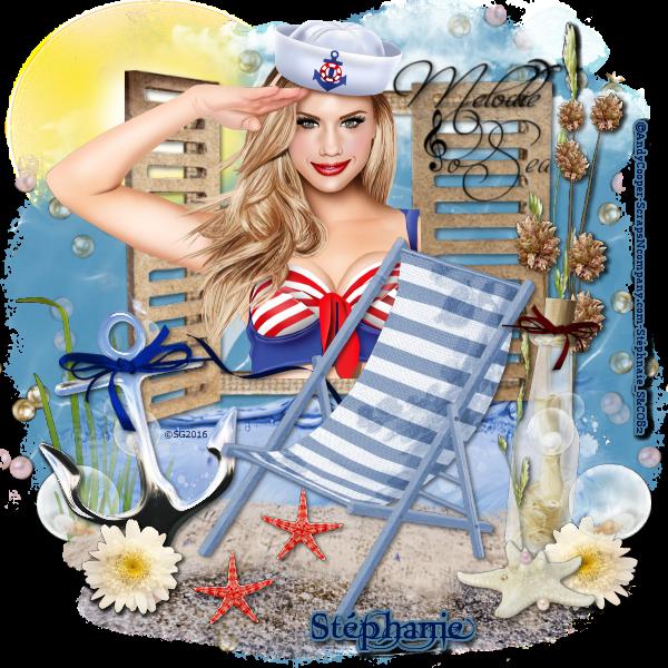 Tag Sailor Blonde