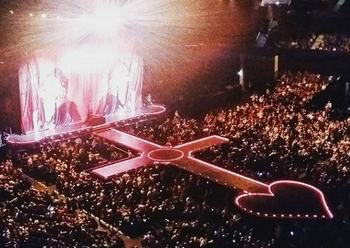 Rebel Heart Tour  2015 12 20 Glasgow (4)