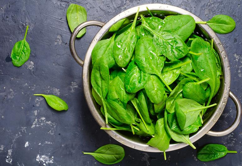 Les bienfaits des légumes verts sur le cerveau