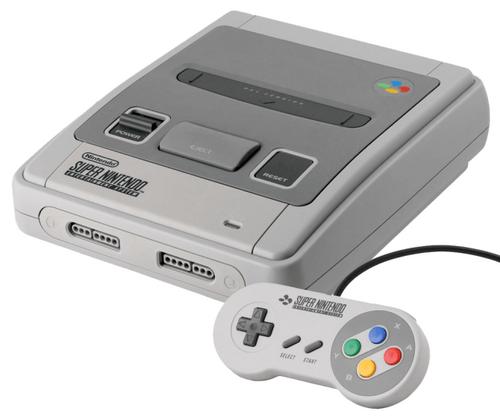 La Super Nintendo Fête ses 25 ans
