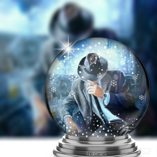 Globes Personnages
