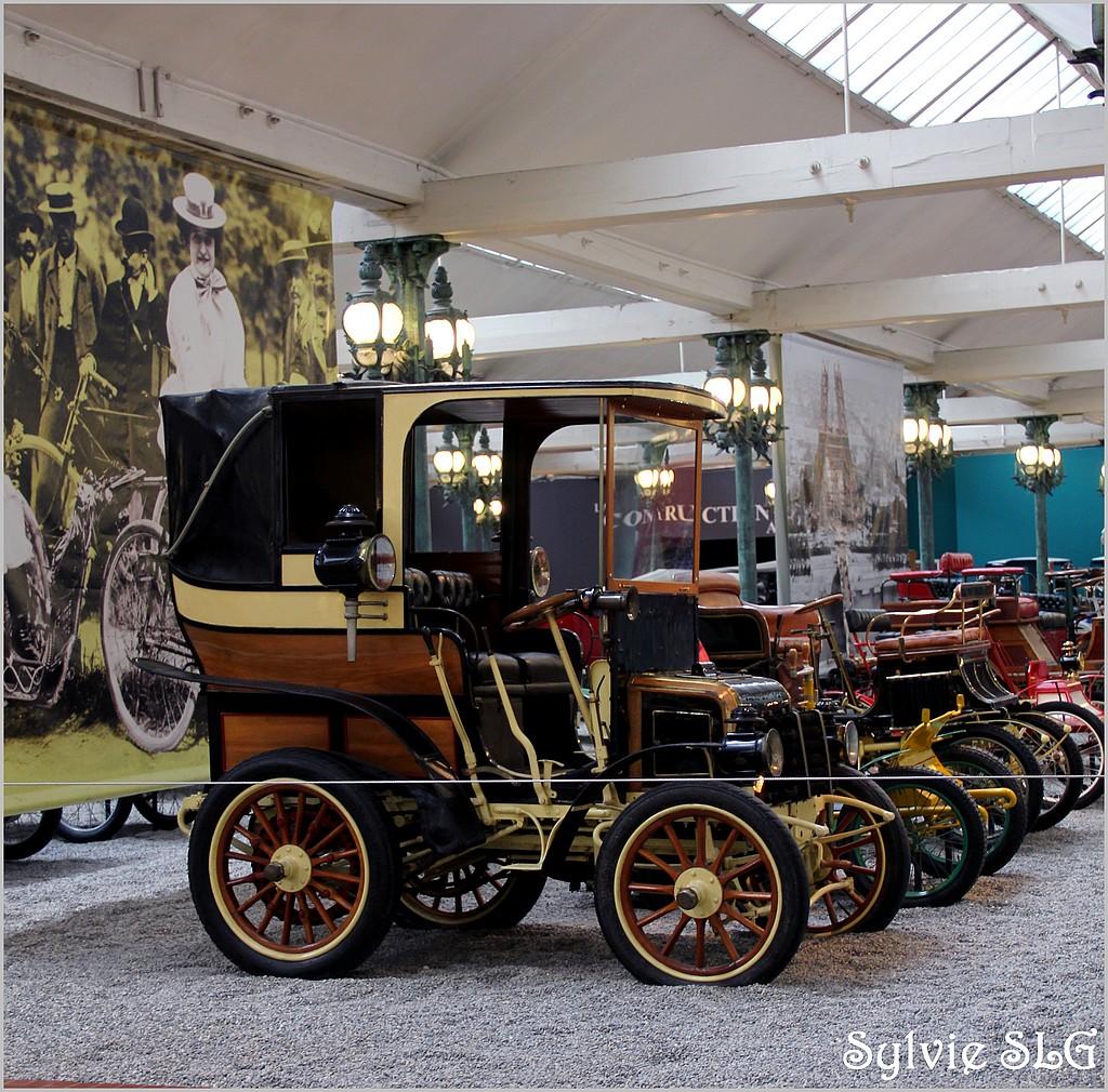Musée de l'automobile - Mulhouse