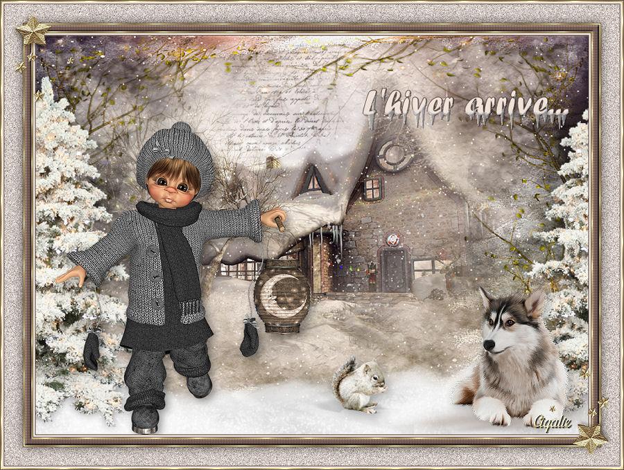 L'hiver approche